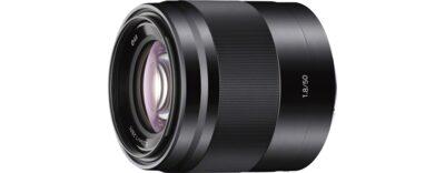8 fe e-Mount mercancía nueva del distribuidor Sony sel 50mm f//1